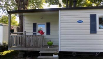 Mobil-Home 4 places Trigano-exterieur