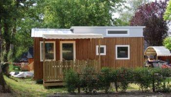 Tiny House camping etang guerande