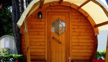 barrel insolite camping etang guerande